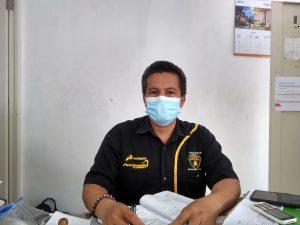 Pimpinan SPBU Kuala Kurun, Marsony.